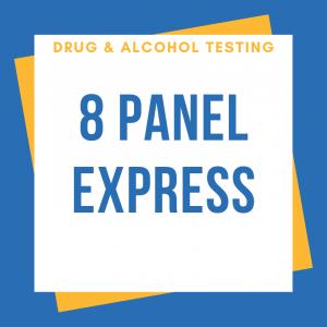 8 panel express